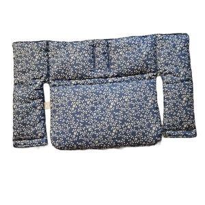 Stokke Trip Trapp High Chair Cushion Blue Floral
